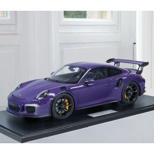 Porsche 911 (991.1) GT3 R - 2016 - Ultraviolet 1/8