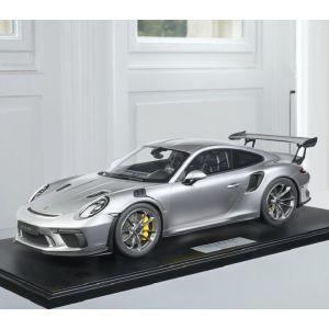 Porsche 911 (991.2) GT3RS - 2018 - Plata metálica 1/8
