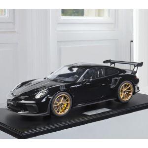 Porsche 911 (991.2) GT3RS - 2018 - noir 1/8