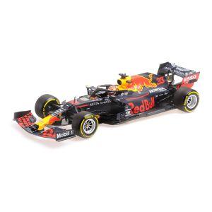 Red Bull Racing RB16 - Max Verstappen - 3. Platz Steiermark GP 2020 1:18