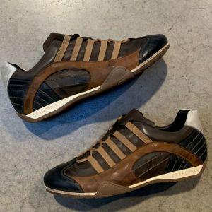 Gulf GPO Sneaker Designo maroon