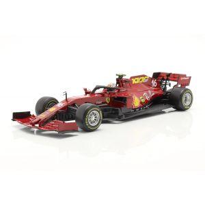 Charles Leclerc Ferrari SF1000 #16 1000° GP Ferrari GP di Toscana F1 2020 1/18