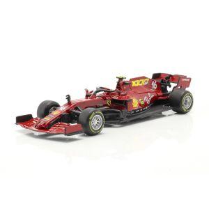 Charles Leclerc Ferrari SF1000 #16 1000° GP Ferrari GP di Toscana F1 2020 1/43