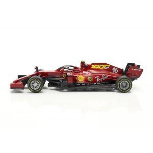 Charles Leclerc Ferrari SF1000 #16 1000e GP Ferrari GP Toscane F1 2020 1/43