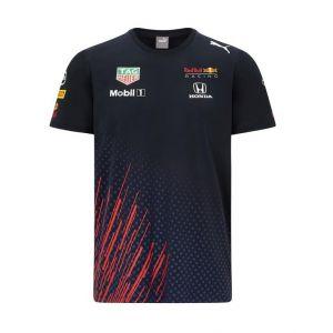 Red Bull Racing Maglietta Team blu scura