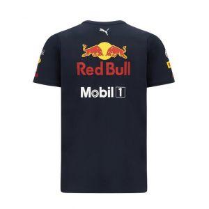 Red Bull Racing Team T-Shirt bleu foncé