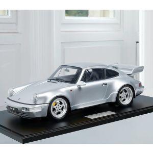 Porsche 911 (964) Carrera RS 3.8 - 1994 - Argent métallique 1/8