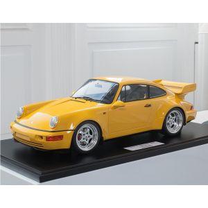 Porsche 911 (964) Carrera RS 3.8 - 1994 - Amarillo velocidad 1/8