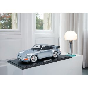 Porsche 911 (964) Turbo 3.6 - 1994 - Polar Silbermetallic 1:8