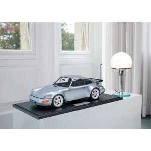 Porsche 911 (964) Turbo 3.6 - 1994 - Polar silver metallic 1/8