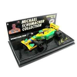 MS Bild Benetton ford B193
