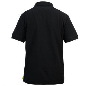 Aston Martin F1 Official Lifestyle Polo negro