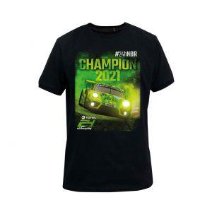 24h-Rennen Kinder T-Shirt Champion 2021
