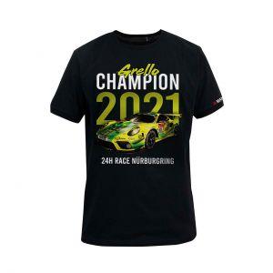 Manthey T-shirt pour enfants Champion 24h Race 2021