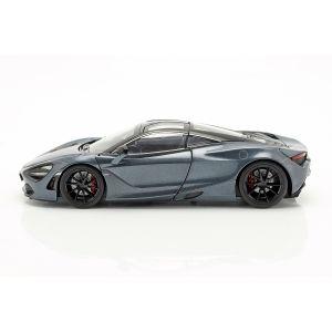 Fast & Furious Shaw`s McLaren 720S gris metálico 1/24