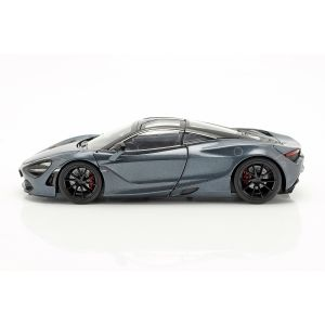 Fast & Furious Shaw`s McLaren 720S gris métallique 1/24