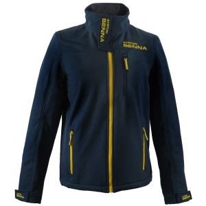 Chaqueta polar Senna Racing