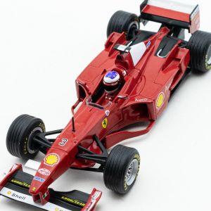 Michael Schumacher Ferrari F300 Vincitore GP di Francia F1 1998 1/43