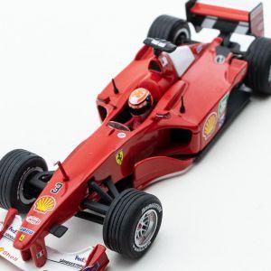 Michael Schumacher Ferrari F1-2000 Vincitore Europa GP 2000 1/43