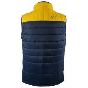 Ayrton Senna Vest Racing back