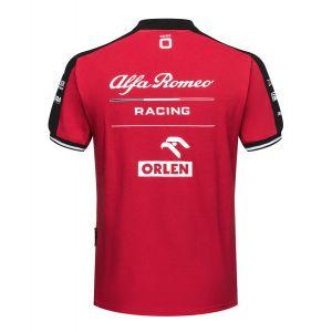 Alfa Romeo Orlen Team Poloshirt