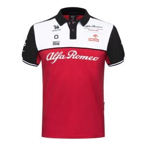 Alfa Romeo Orlen Team Polo shirt
