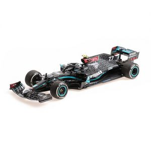 Mercedes-AMG Petronas F1 Team W11 EQ Performance - Valtteri Bottas - Vainqueur du GP d'Autriche 2020 1/18