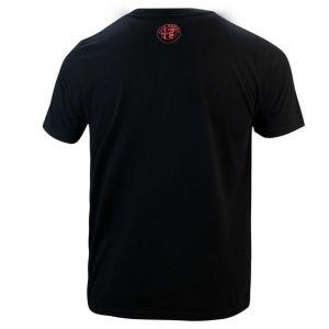 Alfa Romeo Lifestyle 110 Camiseta Clásica negra