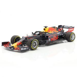 Red Bull Racing RB15 - Max Verstappen #33 - Vincitore Austria GP Formula 1 2019 1:18