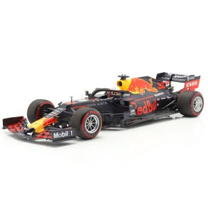 Red Bull Racing RB15 - Max Verstappen #33 - Ganador GP Alemania Fórmula 1 2019 1:18