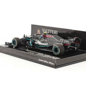 Mercedes-AMG Petronas F1 Team W11 EQ Performance - Valtteri Bottas - Vincitore del GP d'Austria 2020 1/43
