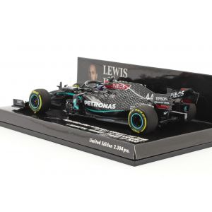 Mercedes-AMG Petronas F1 Team W11 EQ Performance - Lewis Hamilton - Vainqueur Styria GP 2020 1/43
