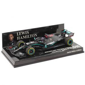 Mercedes-AMG Petronas F1 Team W11 EQ Performance - Lewis Hamilton - Ganador Styria GP 2020 1/43