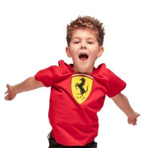 Maglietta Scuderia Ferrari Bambini