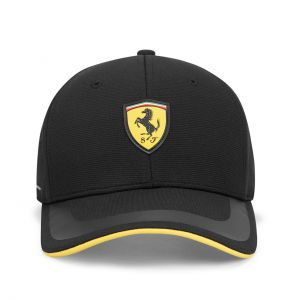 Ferrari Scuderia Gorra Tech negro