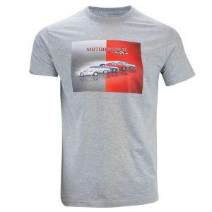 Motorworld Señoras Camiseta Classic