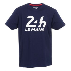 24h Carrera de Le Mans Camiseta Logo