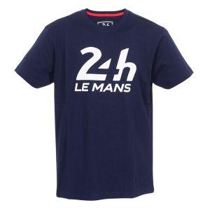 24h Race Le Mans T-Shirt Logo
