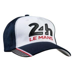 24h de course au Mans Casquette Carbon