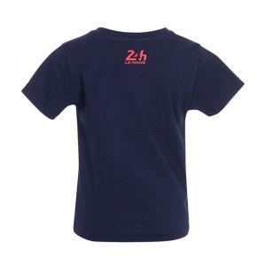 24h Race Le Mans Kids T-Shirt Track