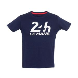 24h Carrera de Le Mans Camiseta de niño Logo