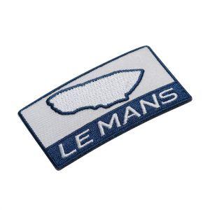 24h-Rennen Le Mans Aufnäher Rennstrecke