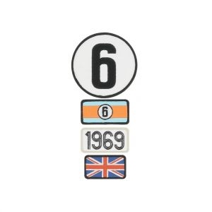 24h Carrera de Le Mans Parche Legends 1969