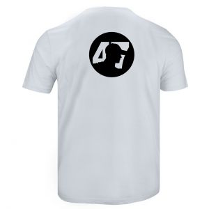Mick Schumacher T-Shirt Series 2 blanc