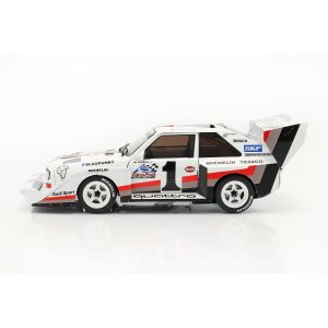 Audi Sport Quattro S1 E2 #1 Sieger Pikes Peak 1987 Walter Röhrl 1:18