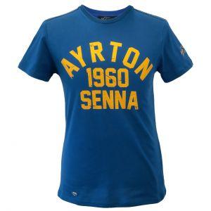 Camiseta Ayrton Senna 1960