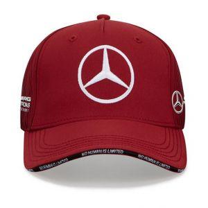 Mercedes-AMG Petronas Team Cap red