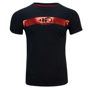 Alfa Romeo Lifestyle 110 Damen T-Shirt Metallic schwarz