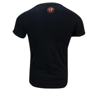Alfa Romeo Lifestyle 110 Ladies T-shirt Metallic black