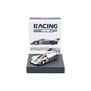 Porsche 956K #2 Rekordrunde 1000km Nürburgring 1983 Bellof, Bell 1:43